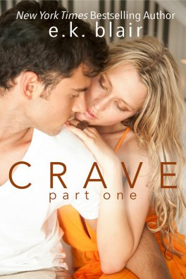 Crave by E.K. Blair