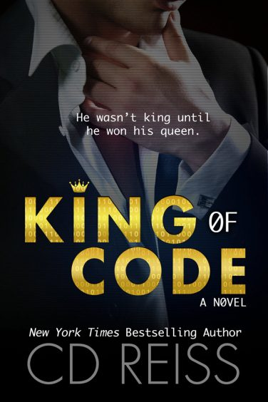 KING OF CODE by CD Reiss