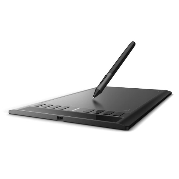 Ugee M708 Graphics Drawing Tablet (Black & White) review:- A Cheap ...