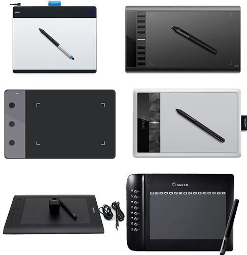 Best Affordable Graphics Tablets Featured