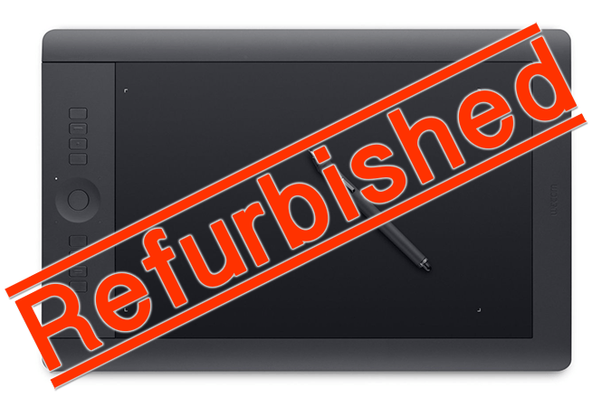 Refurbished Wacom Graphics Tablet