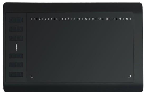 Huion 1060 PLUS Featured