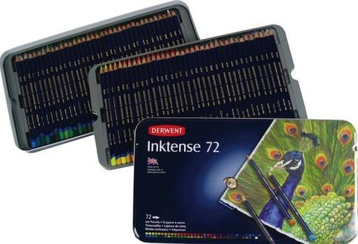 Derwent Inktense Pencils Featured Image
