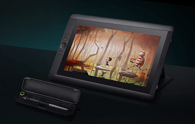 Cintiq13HD Touch Productivity f