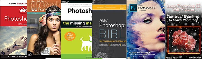 best Photoshop book for beginner Featured