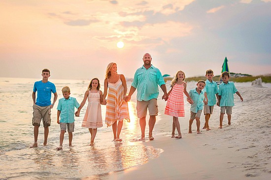 Beach Sunset Session $100 OFF