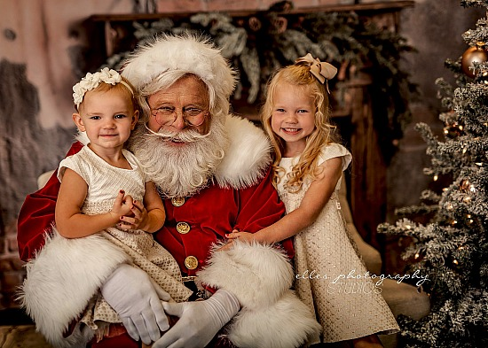 2020 Booking for Santa Mini Session - Athens Location