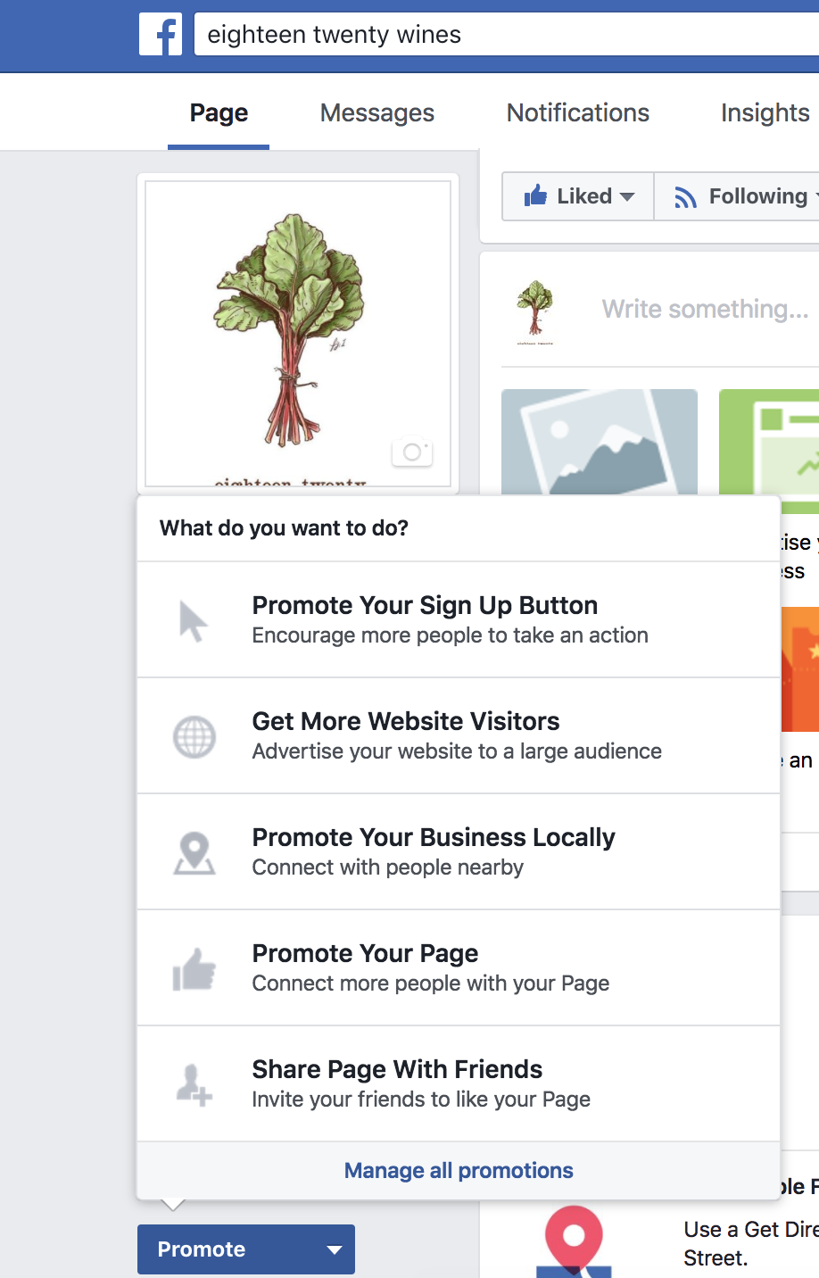 how do i set up facebook ad manager accounts for clients go to promotions and at the bottom of the recent promotions there is a link to go to ads manager that should bring you to a screen you ad account