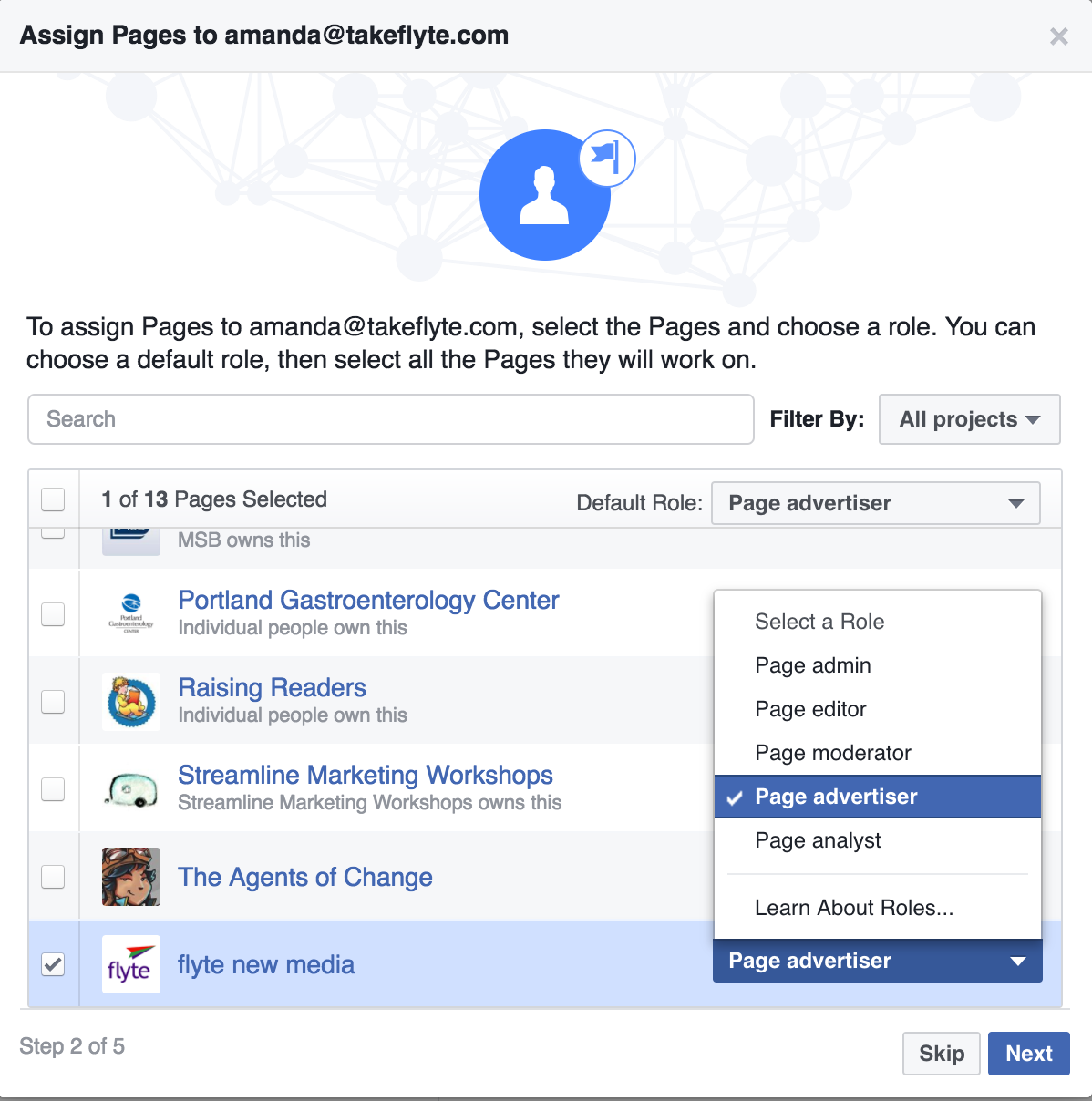 how do i set up facebook ad manager accounts for clients it is less distracting business manager