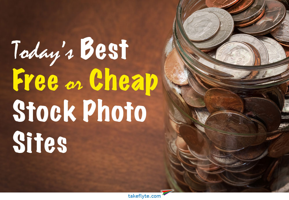 Best Free or Cheap Stock Photography Sites