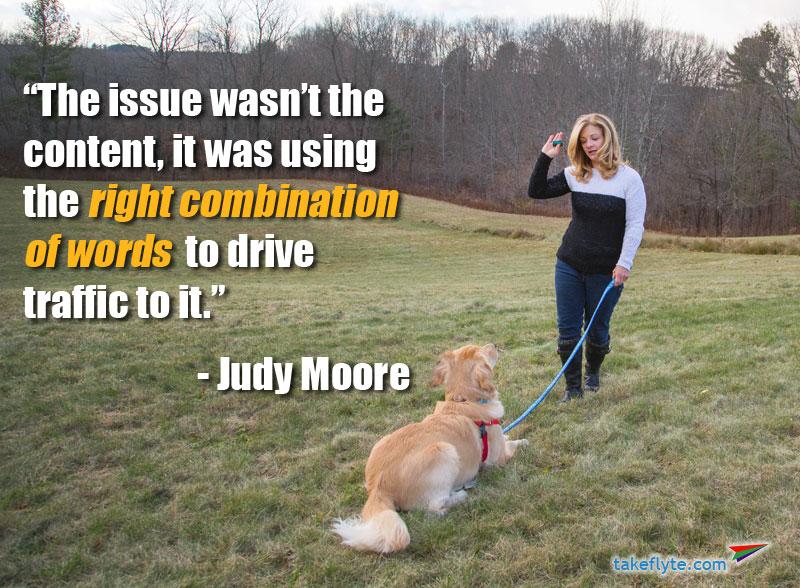 Maine Canine Behaviorist Judy Moore