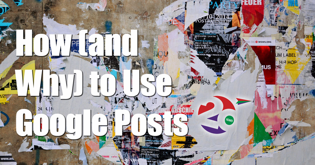 How (and Why) to Use Google Posts