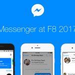 Conheça as novidades do Facebook Messenger anunciadas na F8