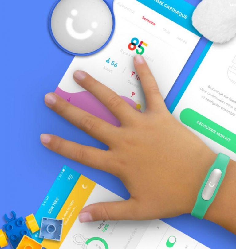 f6f5133be22 Pulseira inteligente que ajuda crianças com autismo - Tedy - Techolics