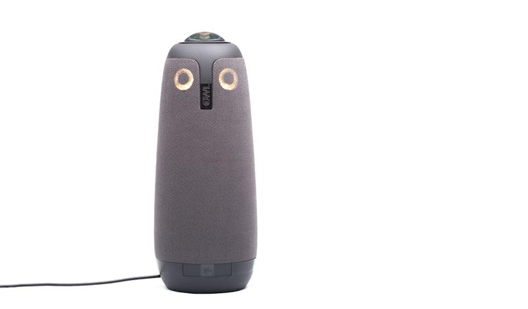 Meeting Owl é uma das soluções tecnológicas para o trabalho de nossa lista