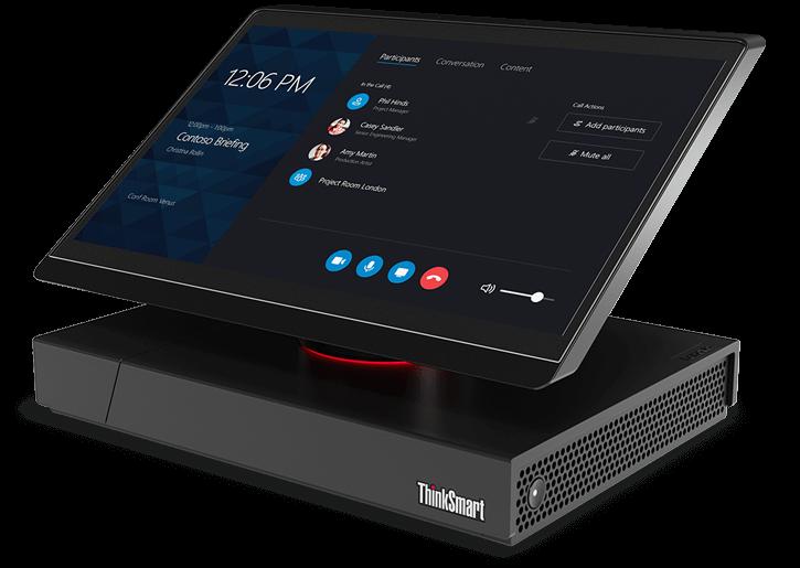 Thinksmart hub 500 é uma das soluções tecnológicas para o trabalho de nossa lista
