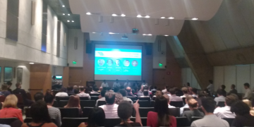 Auditório da IBM esteve lotado para falar sobre health tech