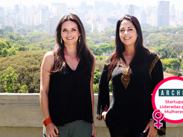 Vanessa Lopes e Fernanda Leão são as responsáveis pela Archie