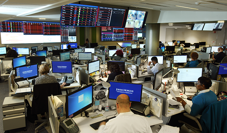 Centro de Comando é exemplo de tecnologia para hospital