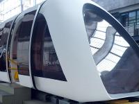O Maglev Cobra usa a levitação magnética, uma das tecnologias que Star Wars previu