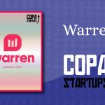 A partir das respostas dadas ao robô Warren, o usuário recebe um perfil de investimentos