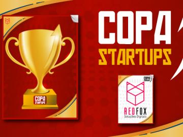 A Copa das Startups é uma parceria do Techolics com a RedFox Soluções Digitais