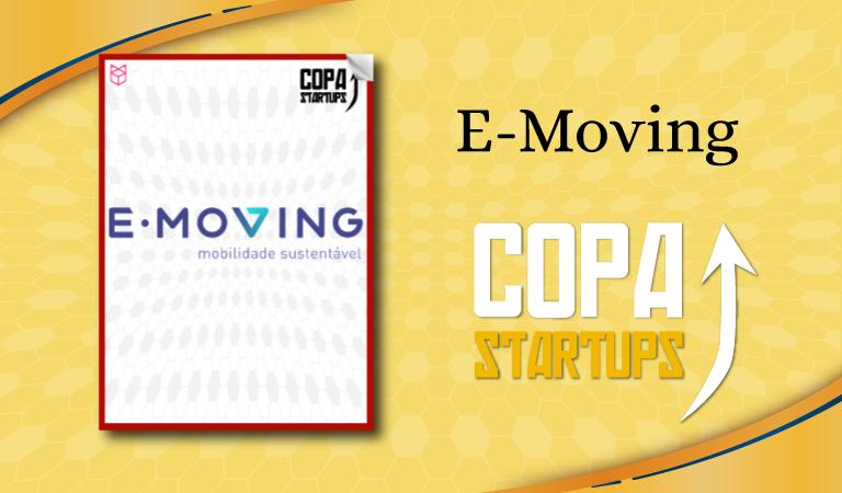 E-Moving oferece o seu tempo de volta