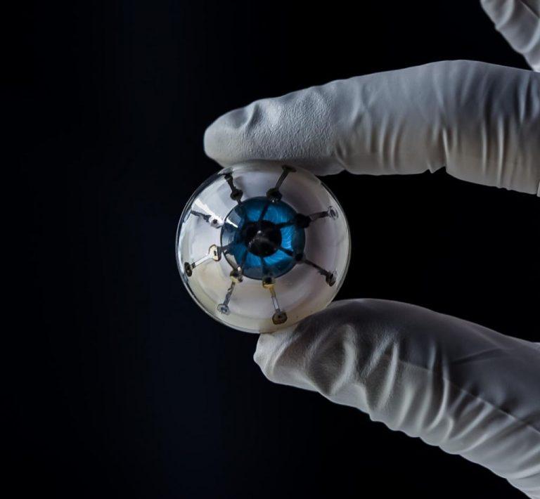 1b866a56185 Pesquisadores usam impressão 3D para criar protótipo de olho biônico ...