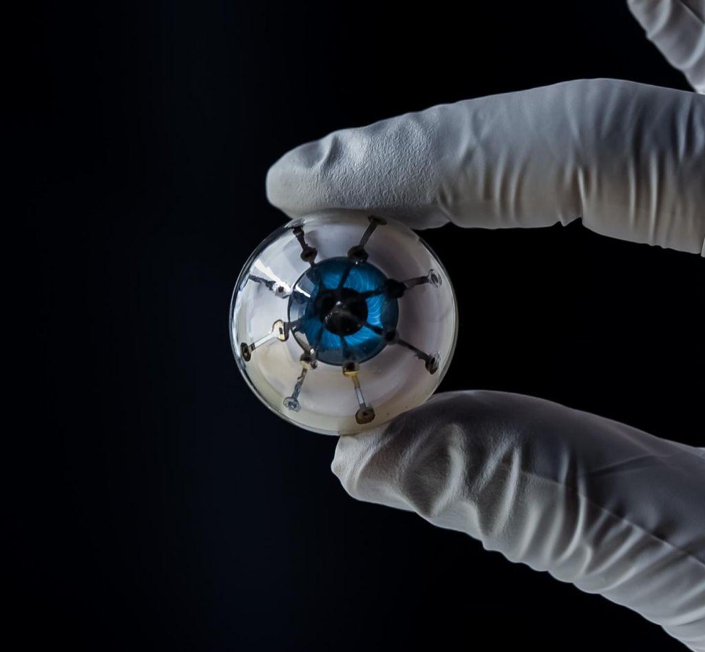 Pesquisadores usam impressão 3D para criar protótipo de olho biônico