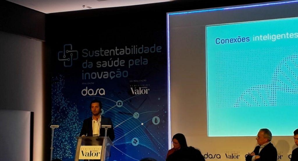 Emerson Gasparetto em sustentabilidade da saúde