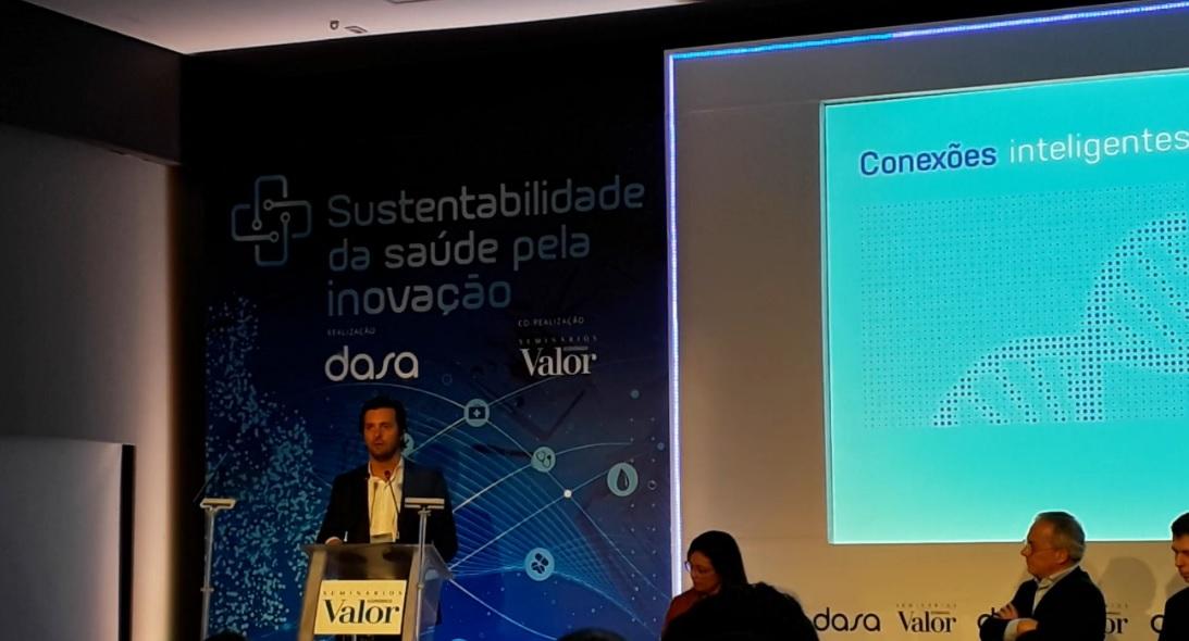 f536dbcad94 Emerson Gasparetto em sustentabilidade da saúde - Techolics