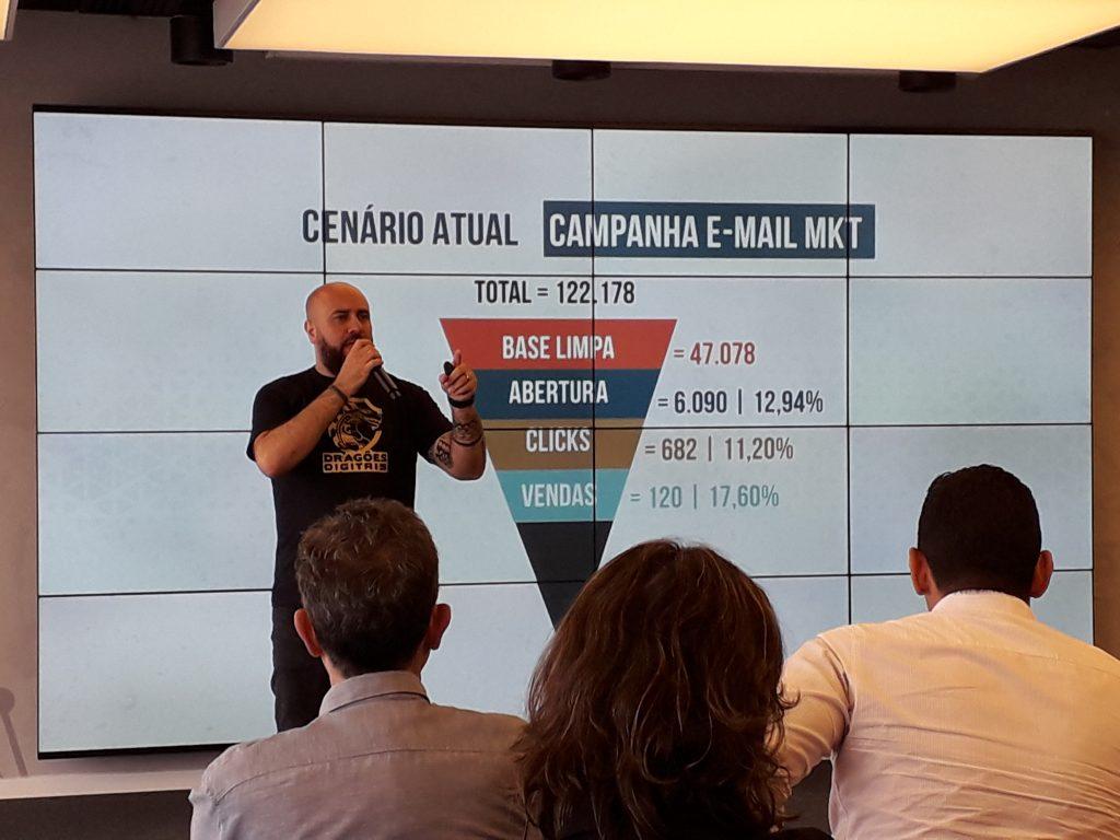 Imersão Digital 2019 - Ricardo Padovan, co-fundador da Dragões Digitais