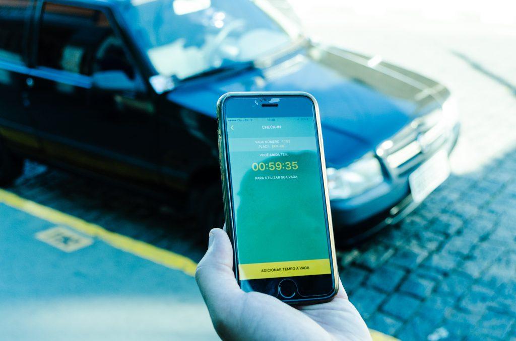 EXP Smart Parking faz parte das soluções para mobilidade urbana