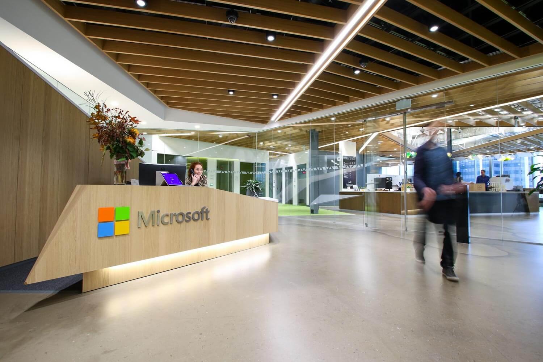 microsoft announces new toronto headquarters and  570