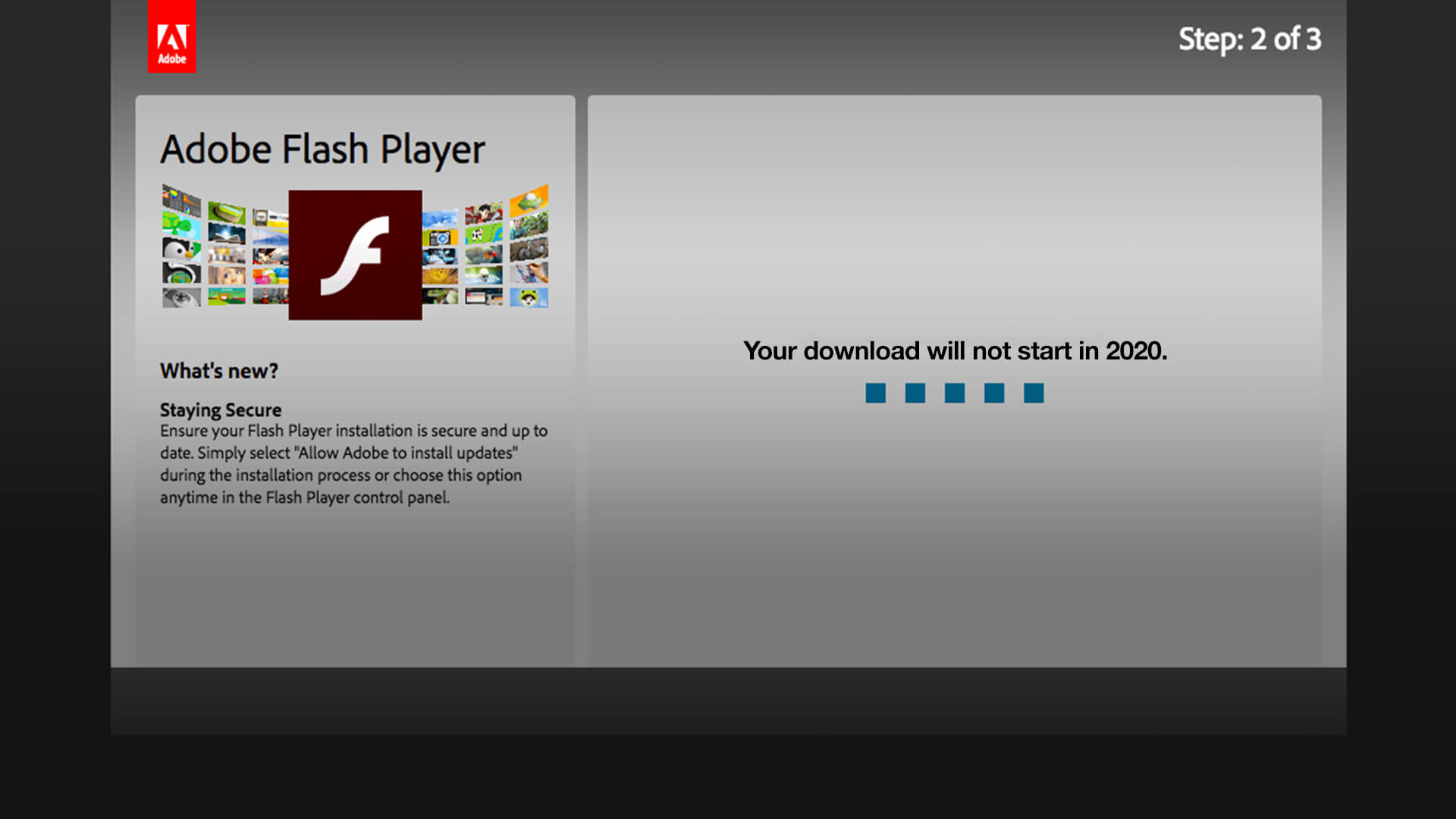how to download adobe flash for free