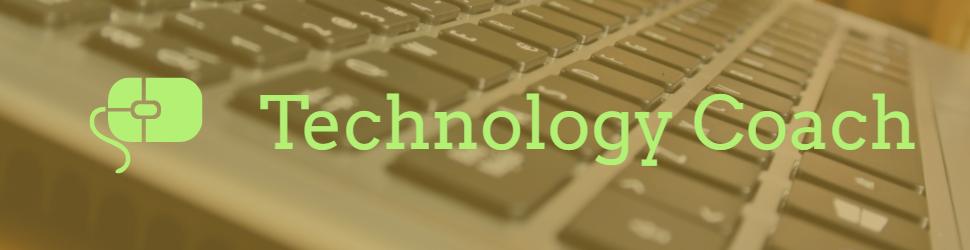 Tech Coach webpage