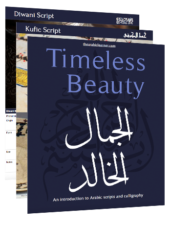 Timeless Beauty = Arabic Calligraphy PDF