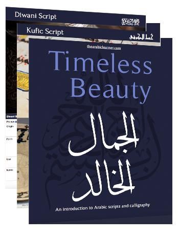 Timeless Beauty = Arabic Calligraphy PDF