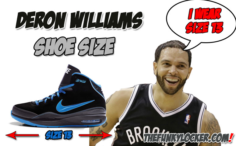 What Size Shoe Does Kevin Love Wear
