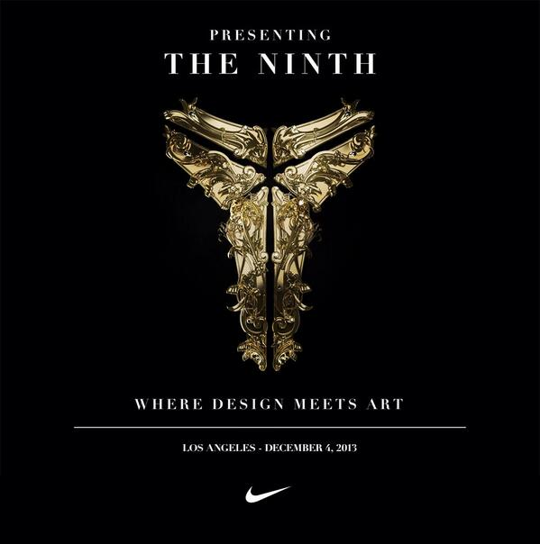 The Nike Kobe 9 Reveal Date Is December The 4th