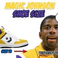 magic-johnson-shoe-size