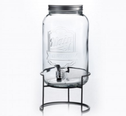 Featured Product Style Setter Main Street Beverage Dispenser with Stand