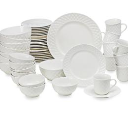 Featured Product Antique Quilt 48-Piece Dinnerware Set