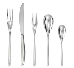 Featured Product Stainless Steel 5 Pc. Place Setting