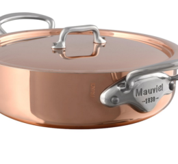 Featured Product Copper Triply Rondeau