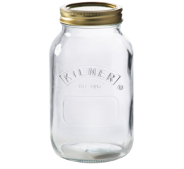 Featured Product 34-oz. Canning Jar