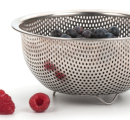 Featured Product Endurance Precision Pierced Berry Colander