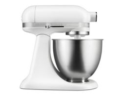 Featured Product Artisan® Mini 3.5-Quart Tilt-Head Stand Mixer