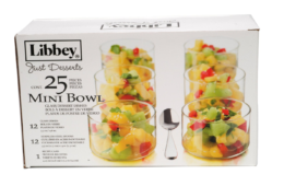 Featured Product Just Desserts Mini Bowl Set