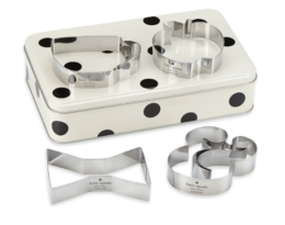 Featured Product All in Good Taste Storage Tin with Cookie Cutters